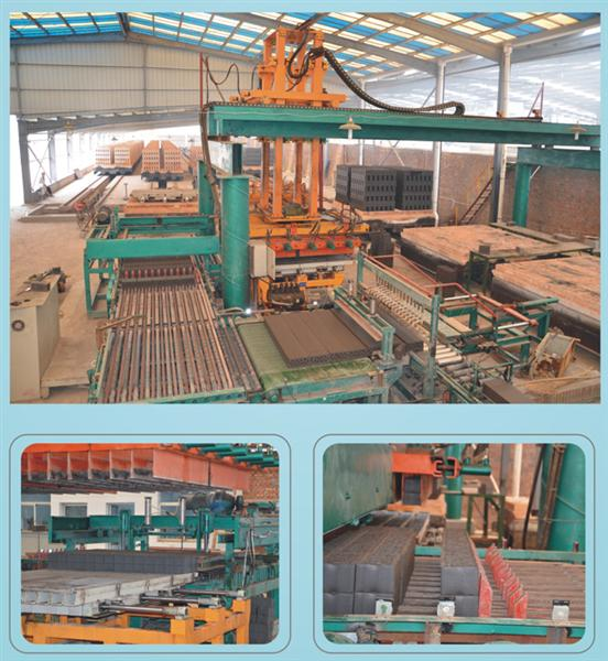 Brick Cutting and Setting Equipment