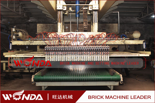 Pneumatic Brick Setting Machine